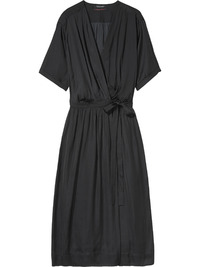 scotch-soda-silky-wrap-dress